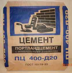 TMP cement